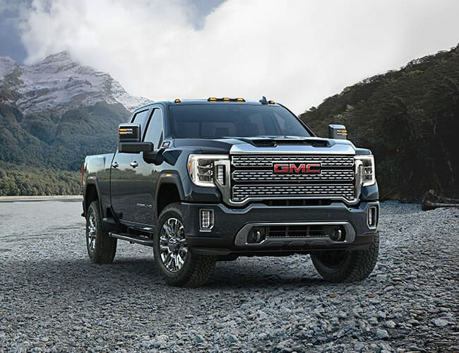 2020 GMC Sierra HD Review: The Classiest Tow Truck in Existence
