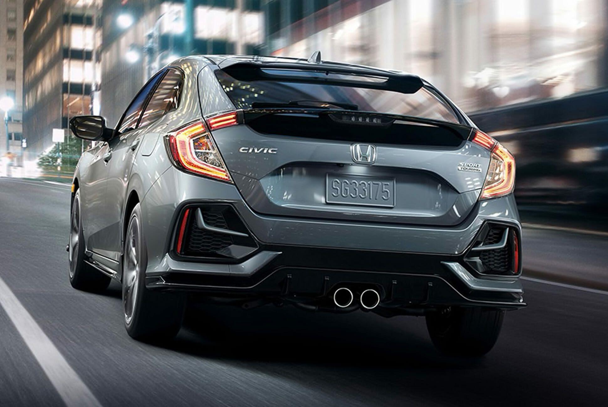 2020 Honda Civic Sedan Hatchback Review Gear Patrol