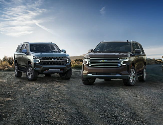 The All-New Chevy Suburban and Tahoe: What You Need To Know