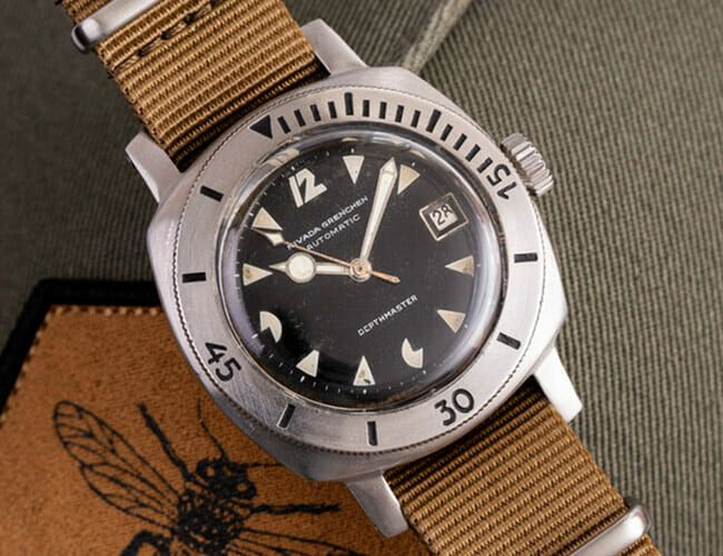Three Obscure Vintage Dive Watches for Sale Right Now
