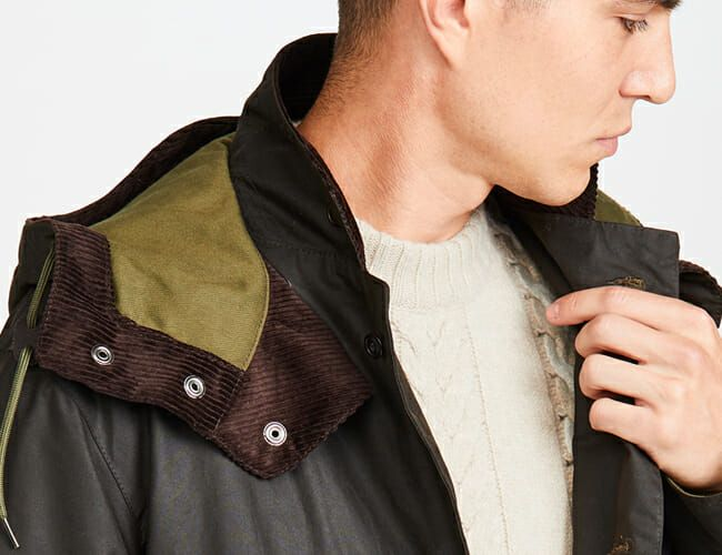 These Are the Best Cyber Monday Deals on Barbour Jackets From Across the Web