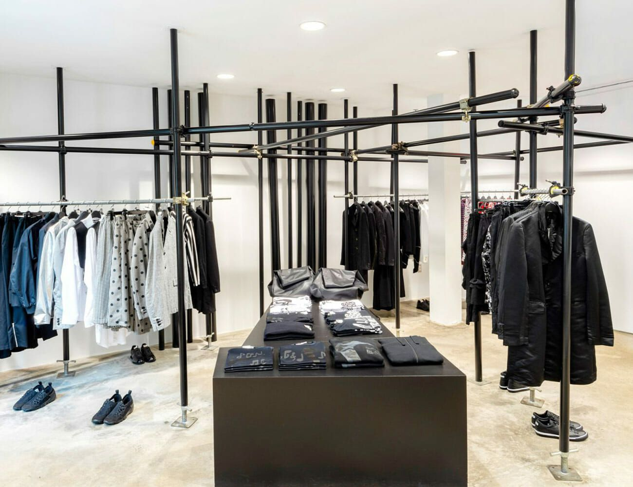 Dover Street Market New York | Brix and Bailey