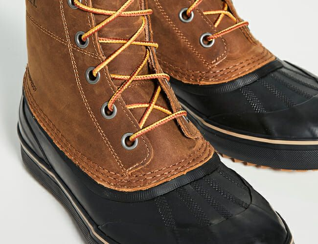 Like Bean Boots? Try These 3 Other Waterproof Styles