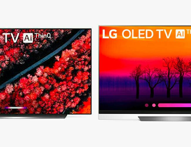 Two of LG's Best 4K OLED TVs Are 60% Off (or More)