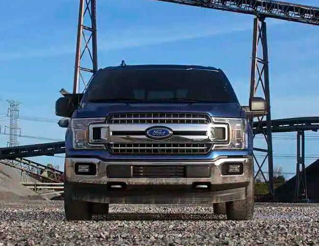 The Electric Ford F-150's Front Trunk Could Be Its Killer App