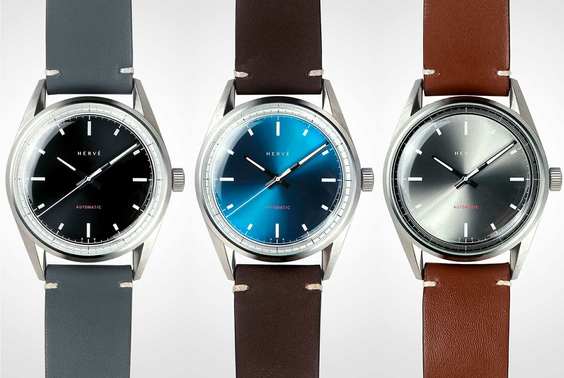 This Affordable, Automatic Watch Is Sized and Priced Just ...