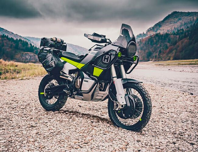 Husqvarna Is Bringing This Gorgeous Concept Bike to the Streets (and Trails)