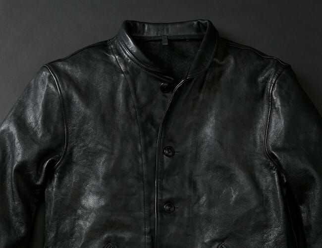 Albert Einstein's Original Leather Jacket Now Comes in Black