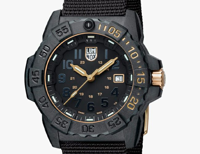 This Affordable, Tactical Dive Watch Is Made for Navy SEALs