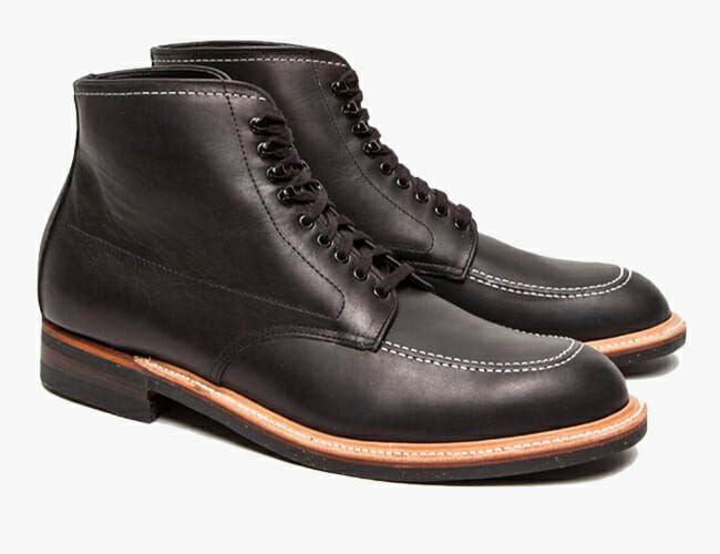 Alden Boots Never Go on Sale. But Today You're in Luck