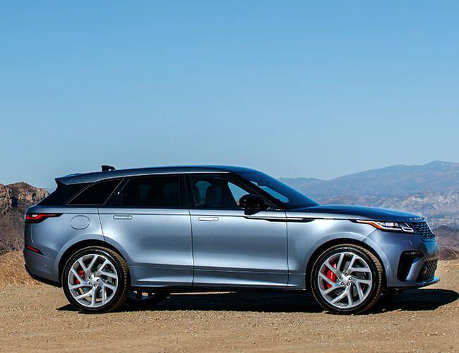 Range Rover's Newest Super-Fast SUV Makes a Strange Kind of Sense