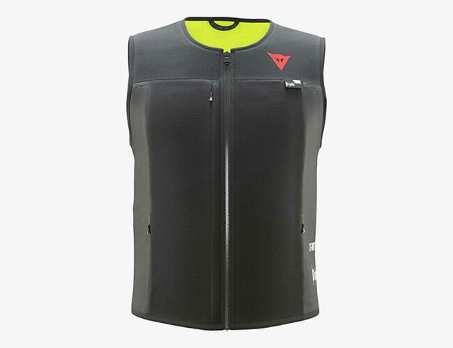 You Can Finally Buy Dainese's Revolutionary Airbag Vest