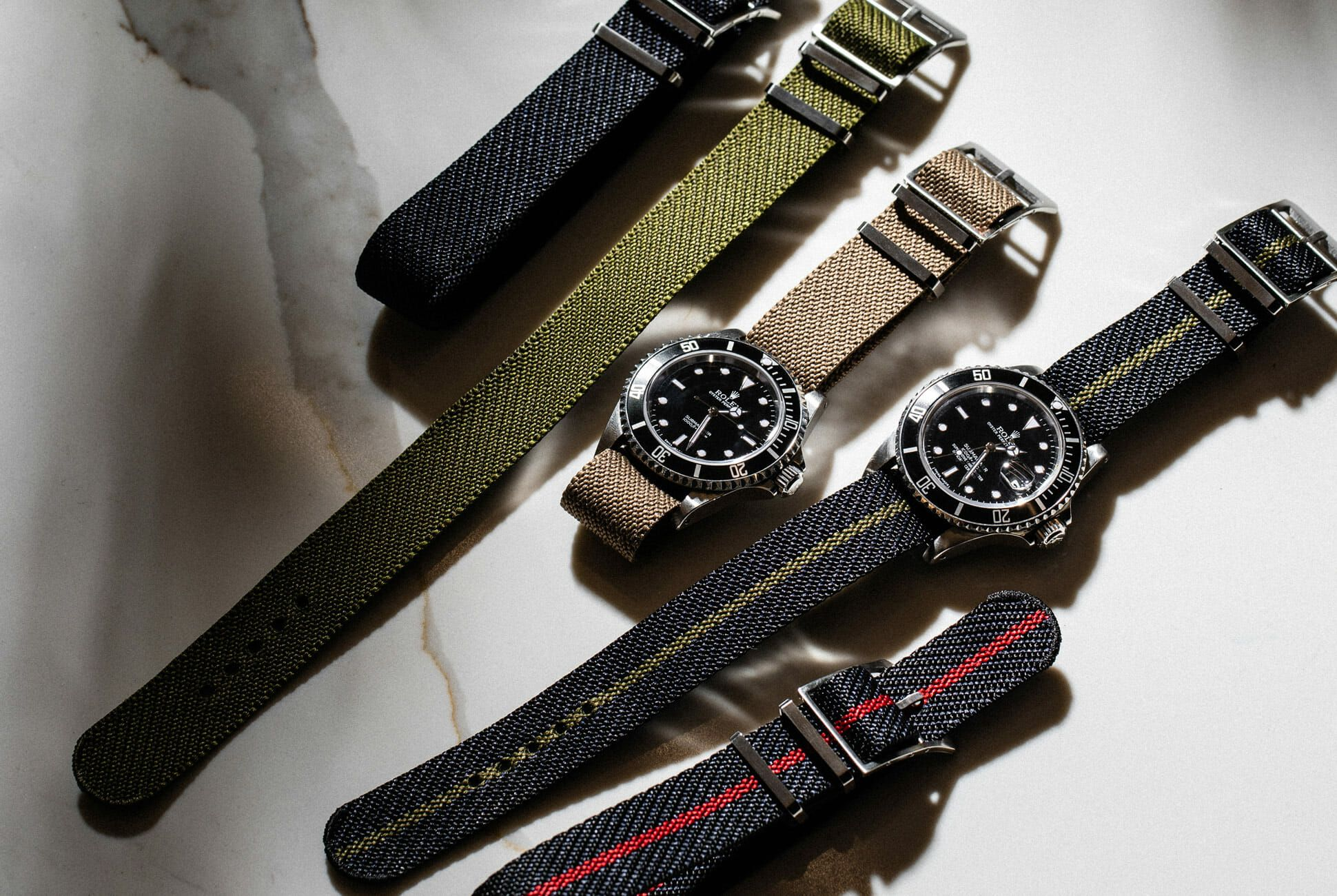 How to Pair the Rolex Submariner with the Right Watch Strap
