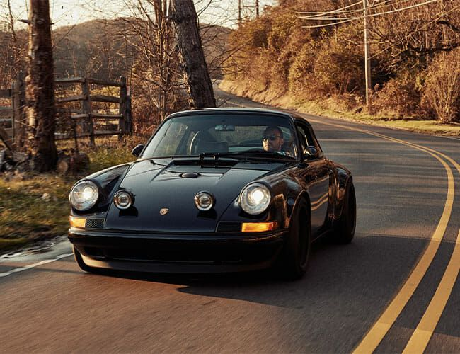 Here's What It's Like to Own a Rare, Singer-Customized Porsche 911
