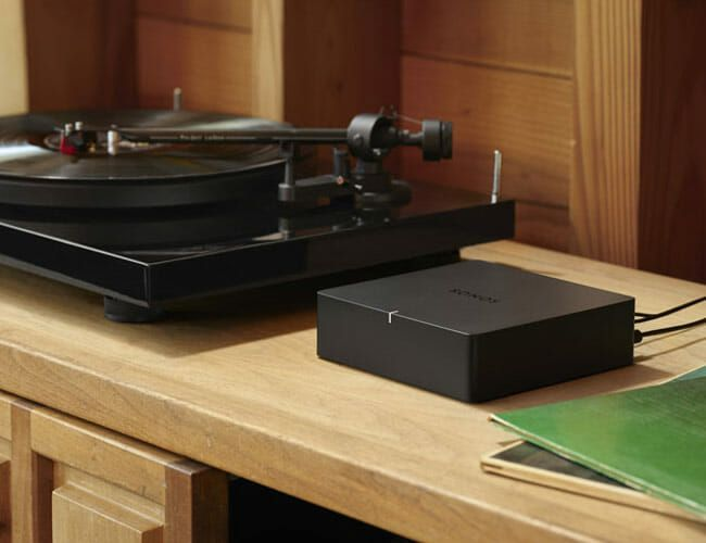 How to Turn Your Home Stereo Into a Sonos Wireless System