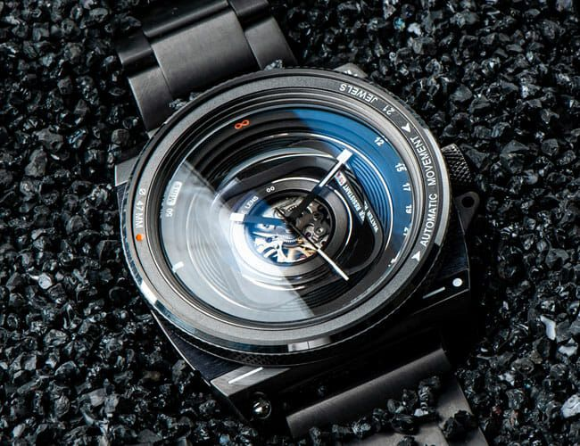 The Perfect Watch for the Photographer in Your Life