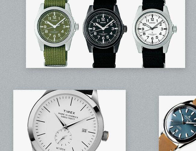 Here Are Some of the Most Affordable Watches of 2019