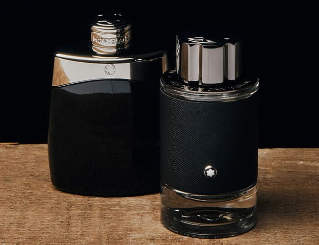 These Legendary Colognes from Montblanc Take Precise to a New Level