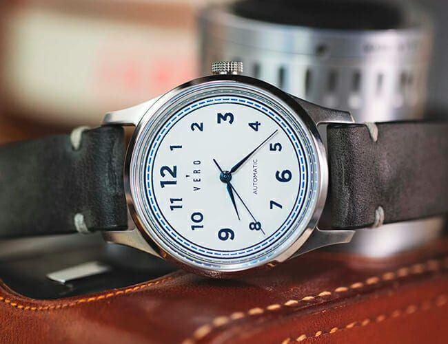 Your Next Field Watch Should Be This Titanium Beauty
