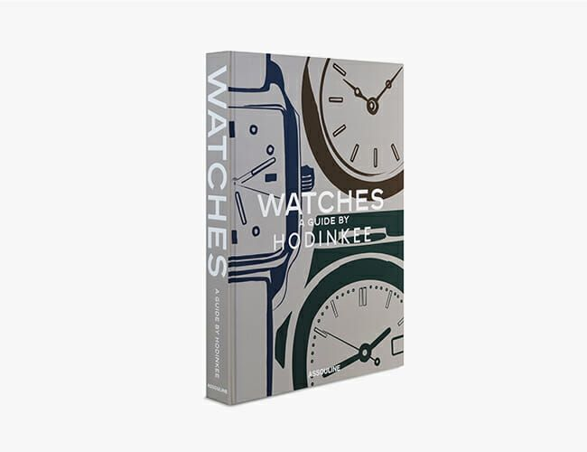 This Informative Book Is the Perfect Holiday Gift for the Watch Lover