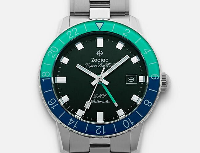 One of Our Favorite Affordable GMT Watches Is Available in a Special Limited Edition