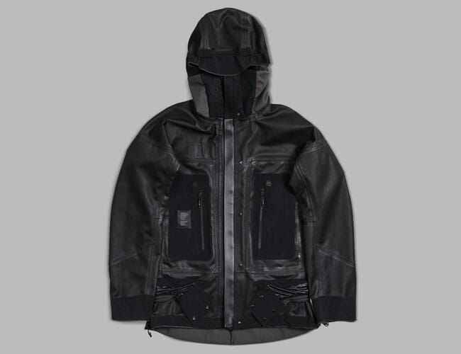 We Hope We Never Have to Experience the Weather This Jacket Can Handle