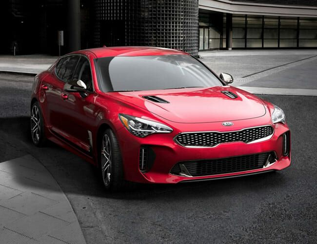 2020 Kia Stinger 2.0T Review: Everything But the Horsepower