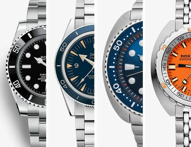 5 Questions to Ask Before You Buy a Dive Watch