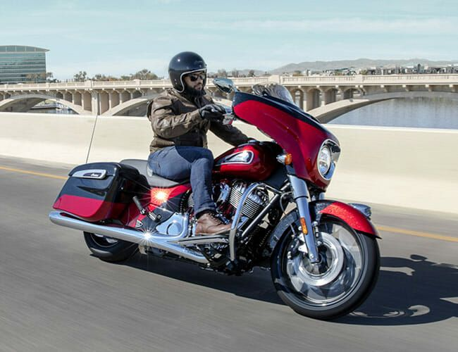 Everything You Need for a 500-Mile Winter Motorcycle Trip