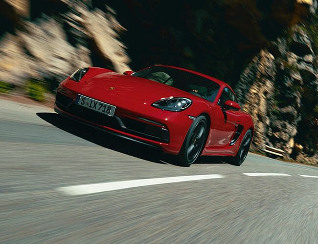 Porsche's New 718 GTS 4.0 Models Are the Perfect Sports Cars - gearpatrol.com