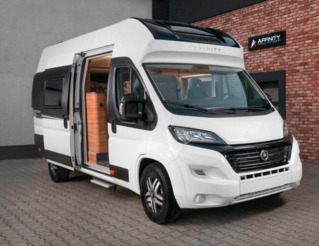 This Is One of the Nicest Camper Vans We've Ever Seen