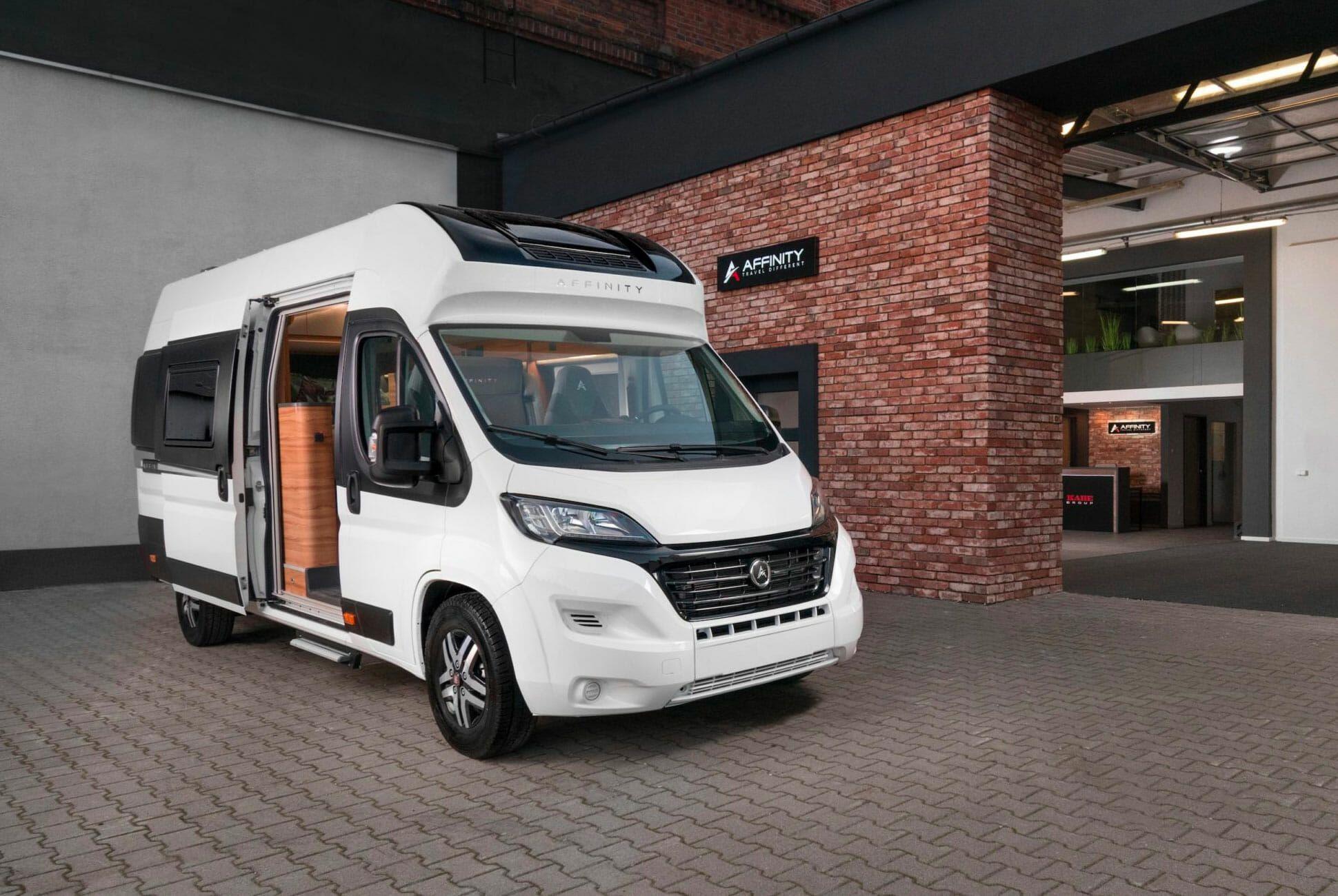 Camper Vans For Sale >> This Is One Of The Nicest Camper Vans We Ve Ever Seen Gear