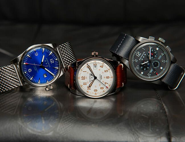 One of Our Favorite American Watchmakers Is Back