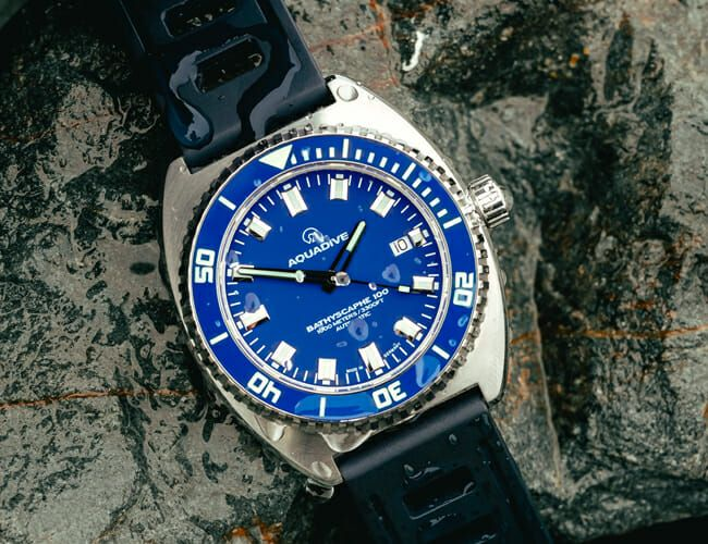 This Hardy Dive Watch Just Got a Serious Upgrade. And the Pre-Order Includes a Hefty Discount
