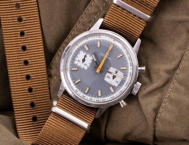 An Awesome Vintage Chronograph and More Watches Available Right Now