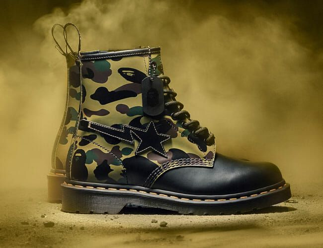 These Limited Edition Dr. Martens Boots Are Bound to Sell Out