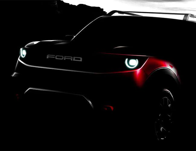 Did We Just Discover the True Name of Ford's Baby Bronco?