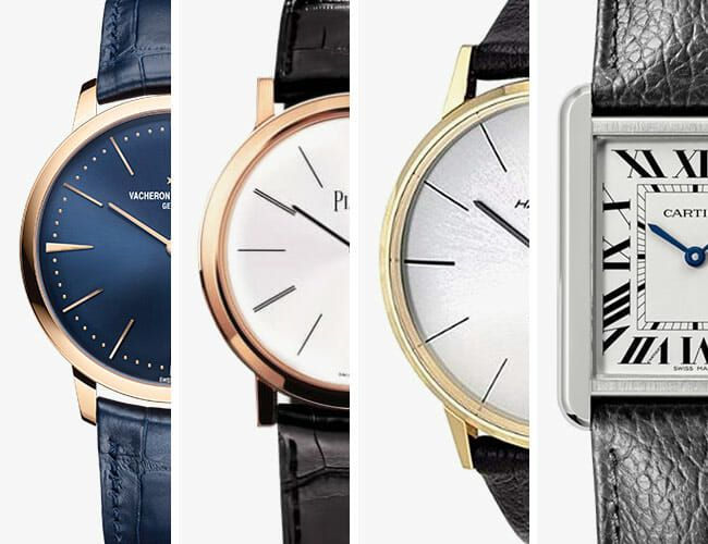 5 Questions to Ask Before You Buy a Dress Watch