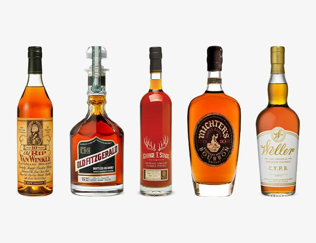 The Best Bourbon Whiskeys You Can Buy for $100 and Up