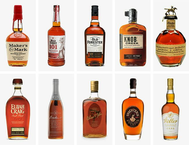 The Best Bourbons to Buy at Every Price Point
