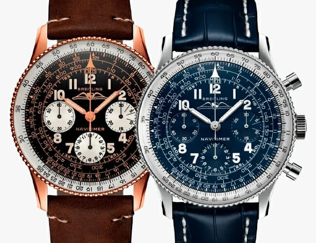 This Iconic Pilot Watch Just Got Blinged Out