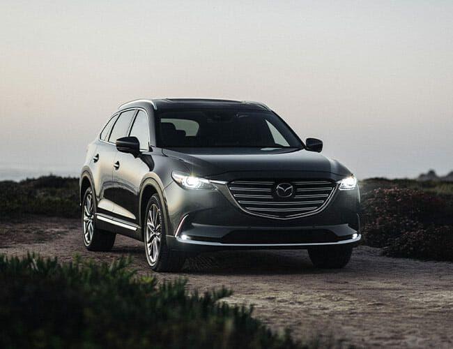 Mercedes-Benz GLS-Class Too Pricey? Buy a Mazda CX-9 Instead