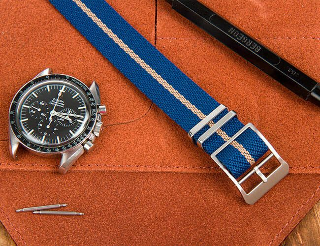 One of Our Favorite Affordable Watch Straps is Available in a Bunch of New Styles