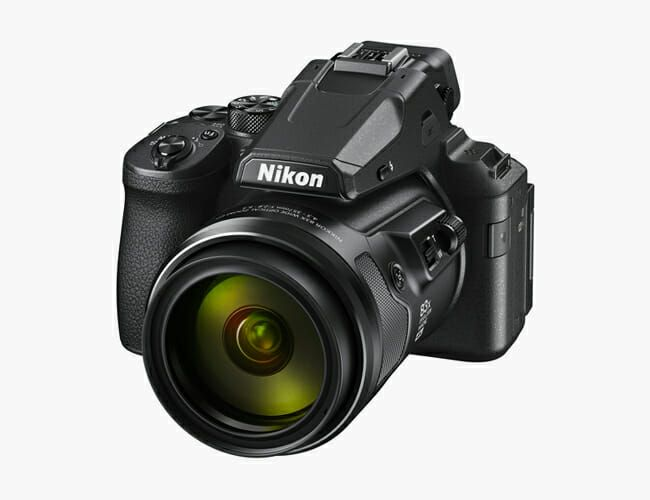 Nikon's Insane Zoom Camera Is Getting an Upgrade