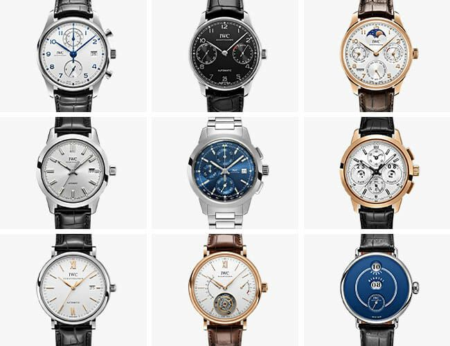 Everything You Need to Know Before Buying an IWC Watch
