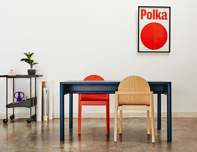 This Stackable Chair Is Perfectly Strange