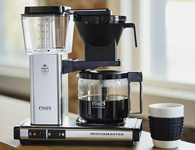 Today's Best Deals: The Best Coffee Maker Money Can Buy, a Discounted Swiss Army Knife & More