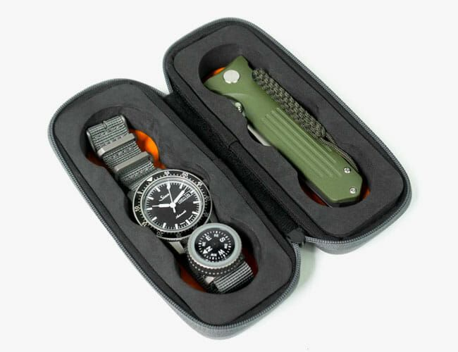This Is a Great Way to Transport Two Watches, and It's Just $15