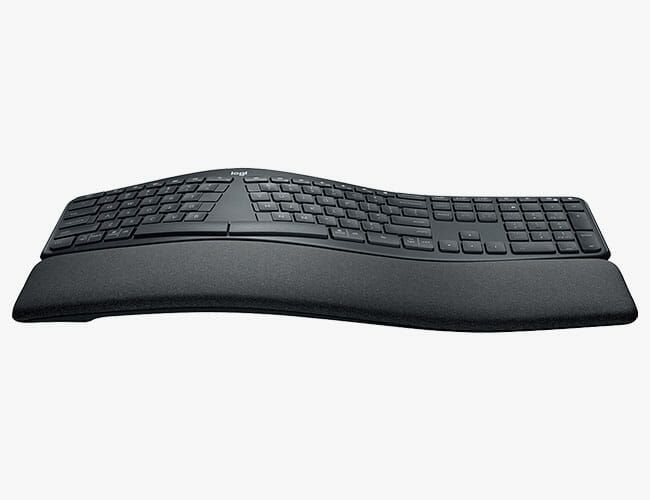 Hate Your Keyboard? Logitech Designed a More Comfortable One
