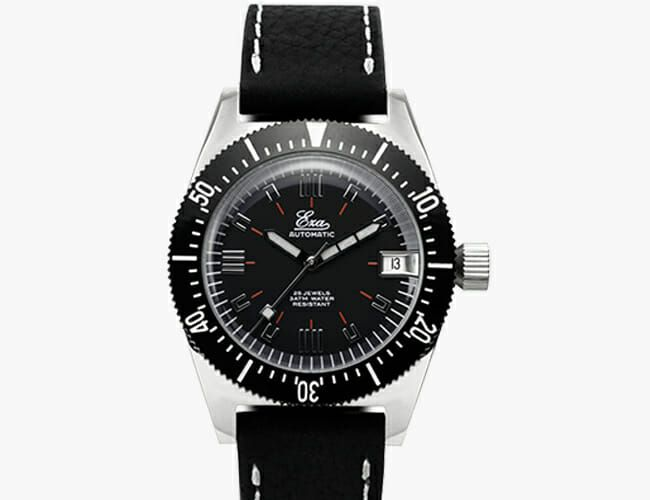 This Affordable New Dive Watch Nails the Vintage Aesthetic